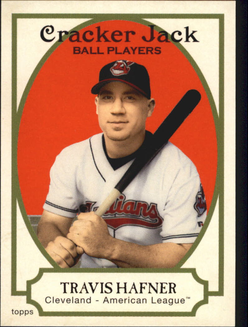 2005 Topps Cracker Jack #149 Travis Hafner