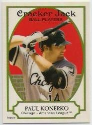 2005 Topps Cracker Jack #151 Paul Konerko SP