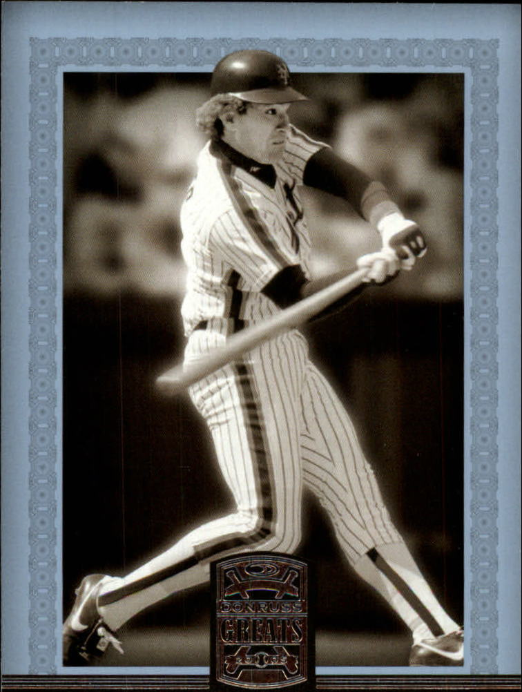 2005 Donruss Greats #28 Gary Carter