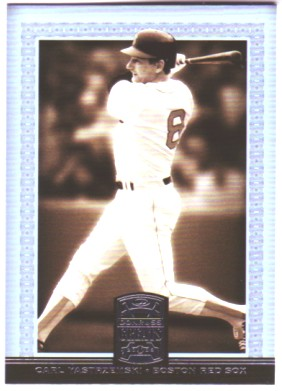 2005 Donruss Greats #93 Carl Yastrzemski