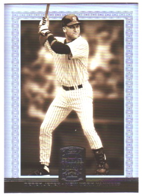 2005 Donruss Greats #103 Derek Jeter