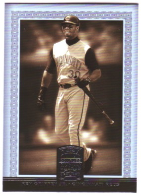 2005 Donruss Greats #105 Ken Griffey Jr. Reds