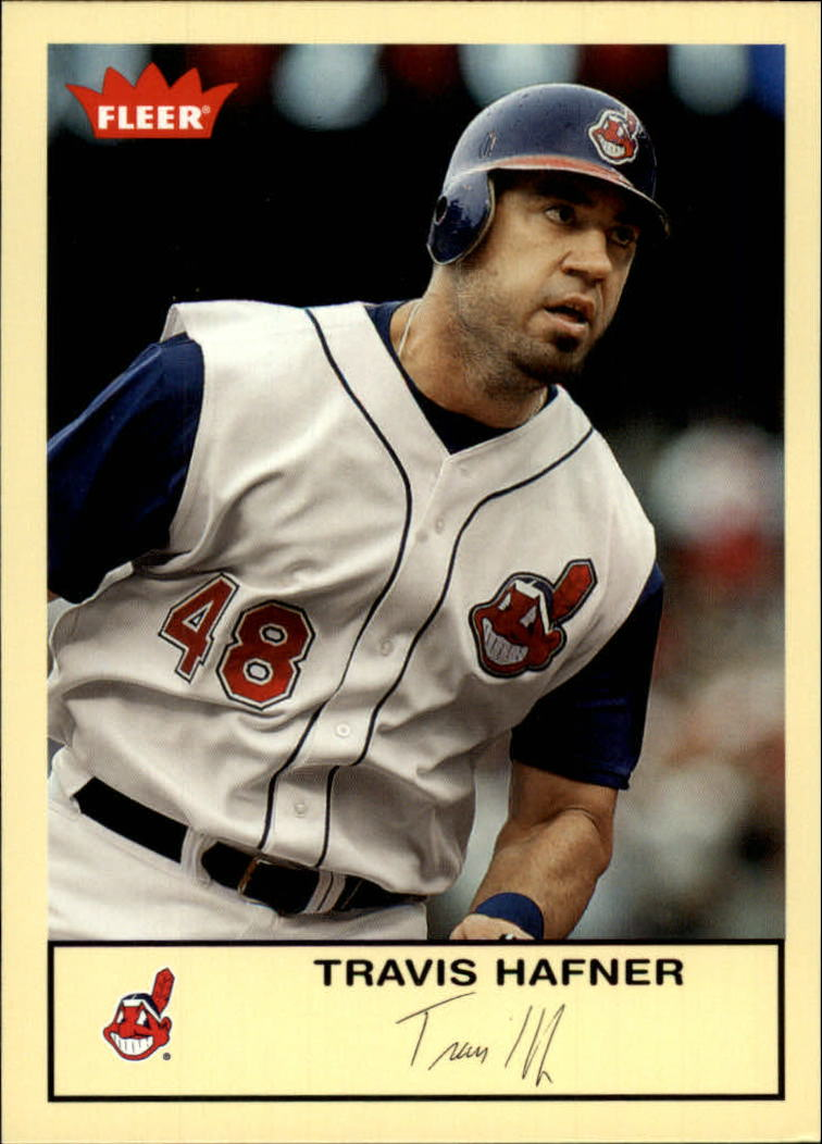 2005 Fleer Tradition #50 Travis Hafner