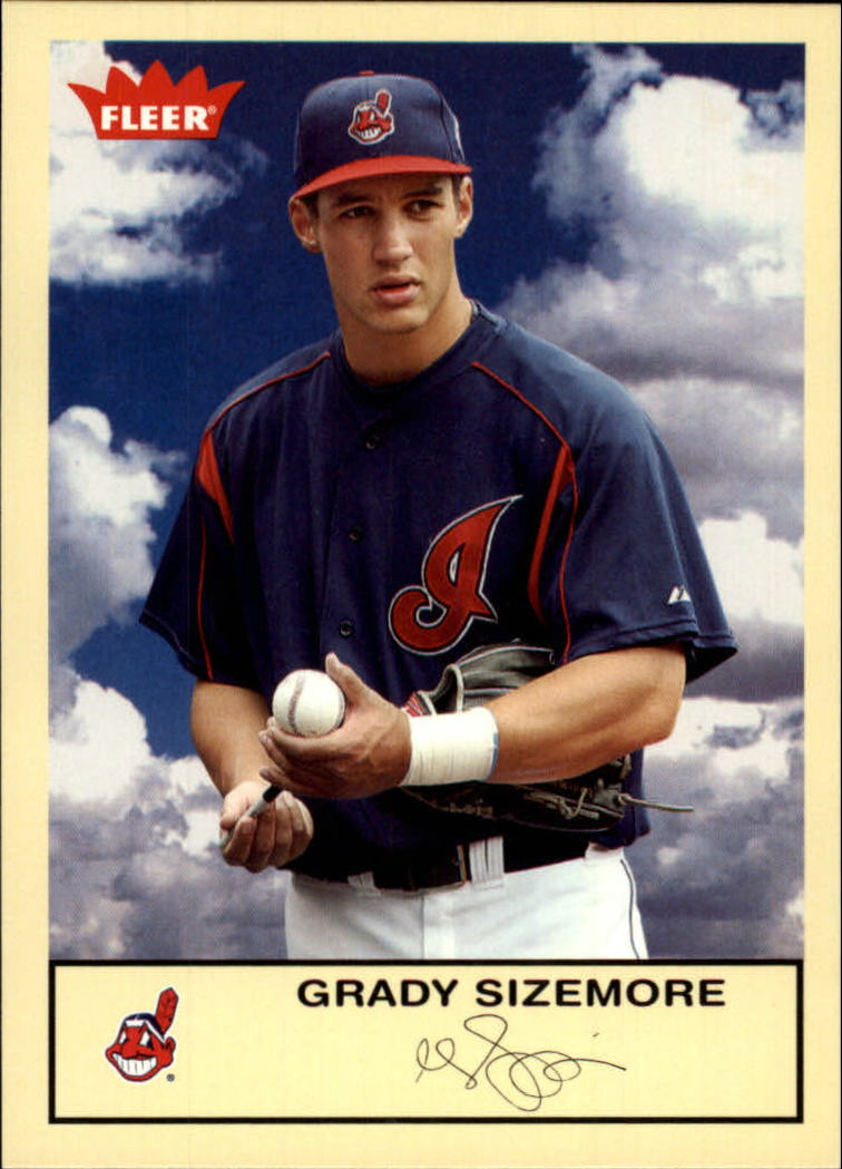 2005 Fleer Tradition #136 Grady Sizemore