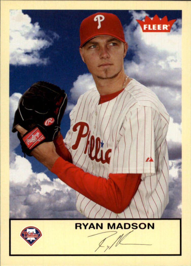 2005 Fleer Tradition #142 Ryan Madson