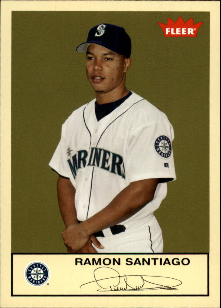 2005 Fleer Tradition #220 Ramon Santiago