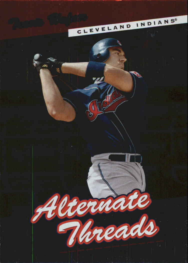 2005 Leaf Alternate Threads #24 Travis Hafner