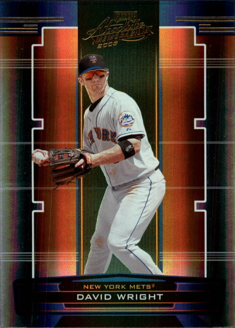 2005 Absolute Memorabilia #94 David Wright