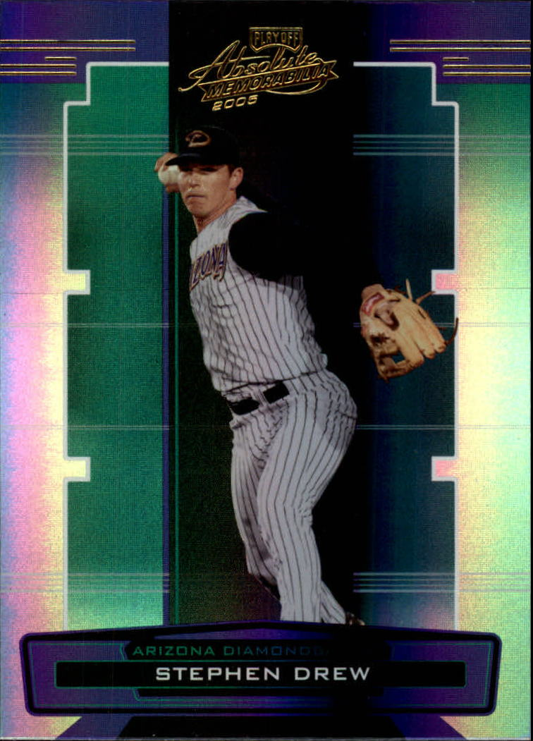 2005 Absolute Memorabilia #132 Stephen Drew RC