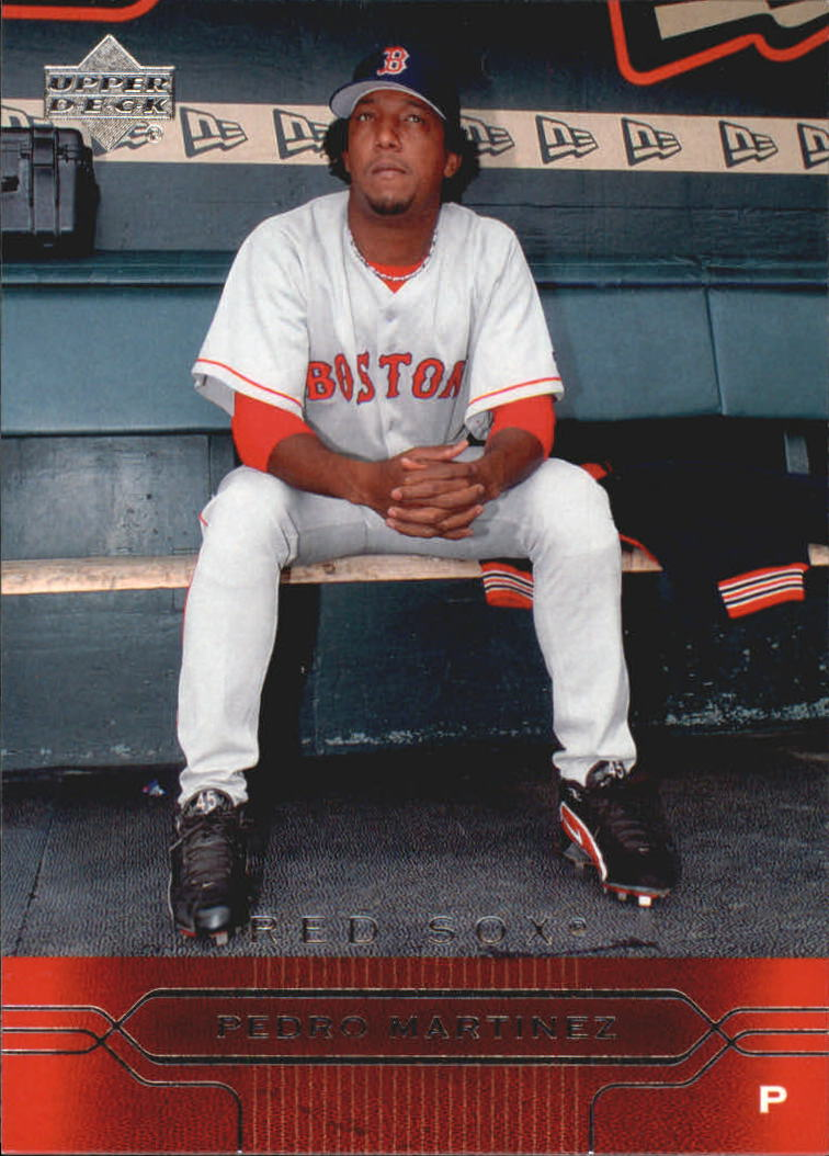 2005 Upper Deck #34 Pedro Martinez