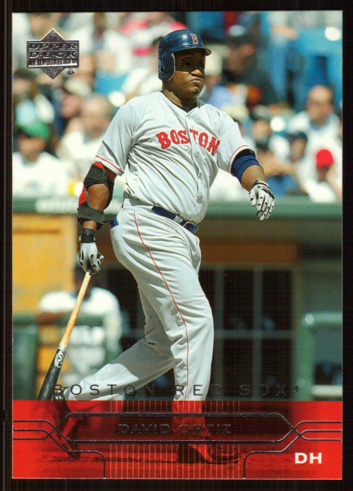 2005 Upper Deck #315 David Ortiz