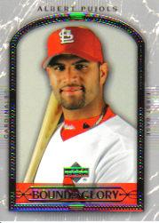 2005 Upper Deck #451 Albert Pujols BG