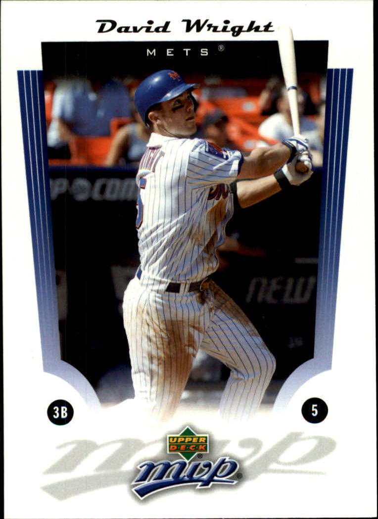 2005 Upper Deck MVP #22 David Wright