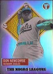 2005 Topps Pristine Legends Refractors #133 Don Newcombe R