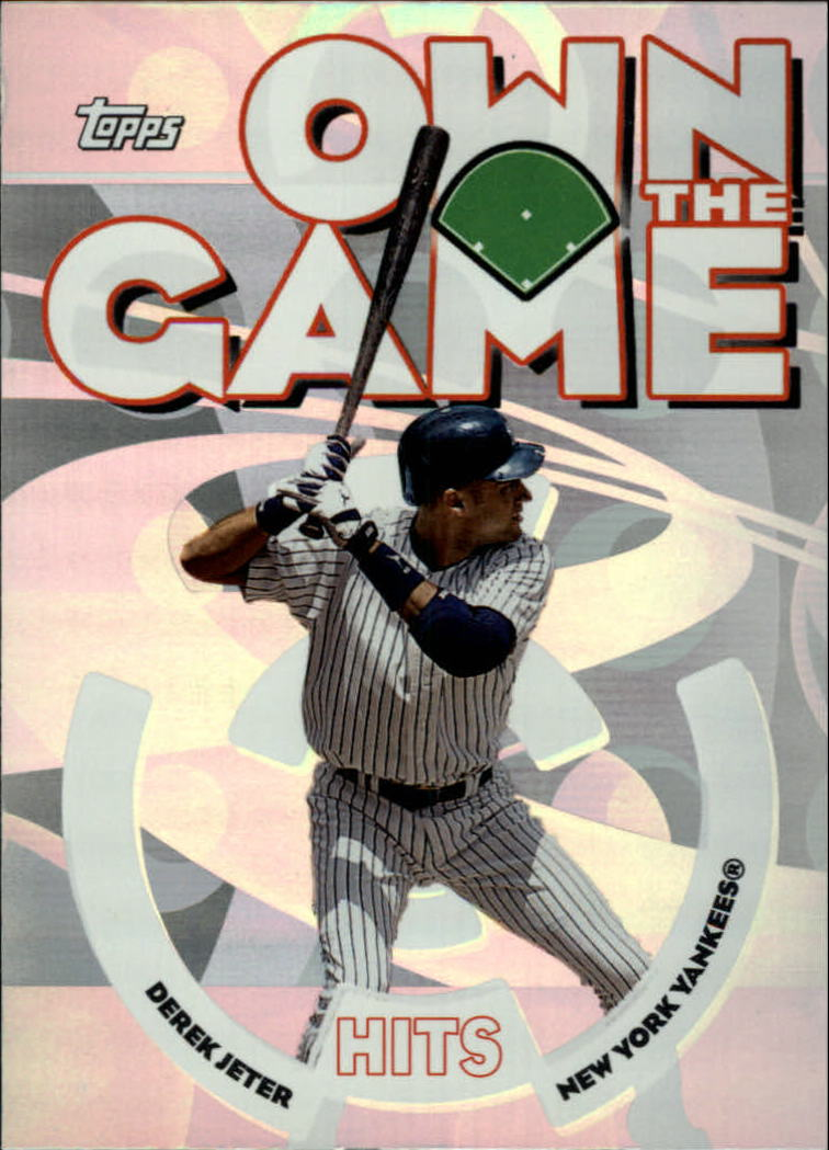 2006 Topps Own the Game #OG9 Derek Jeter