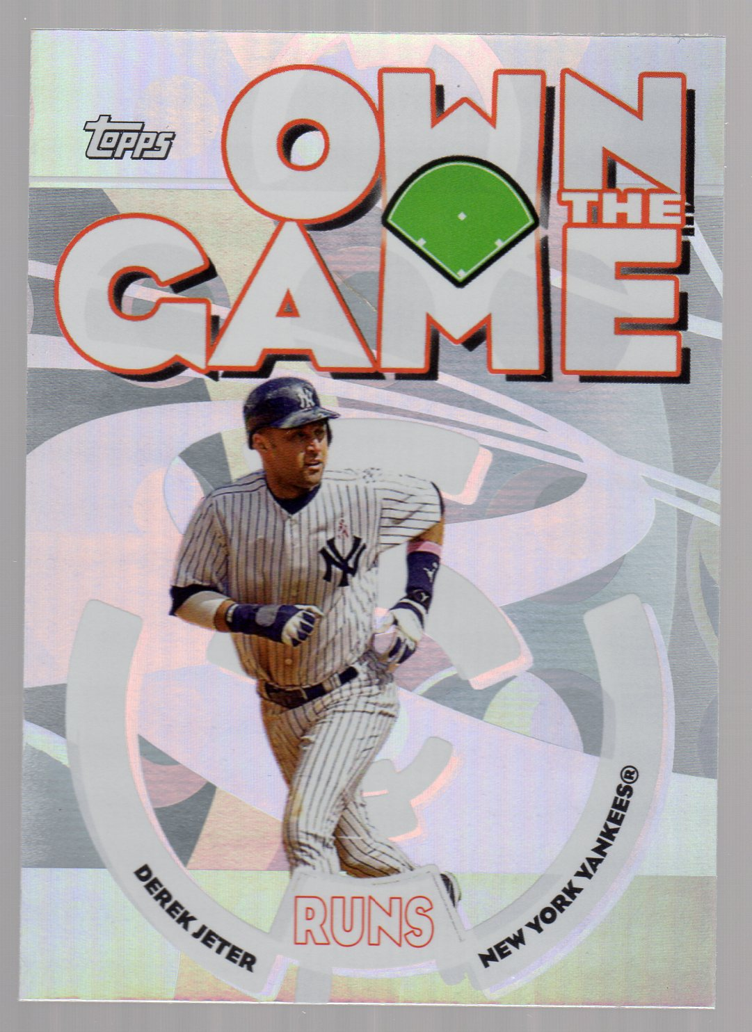 2006 Topps Own the Game #OG18 Derek Jeter