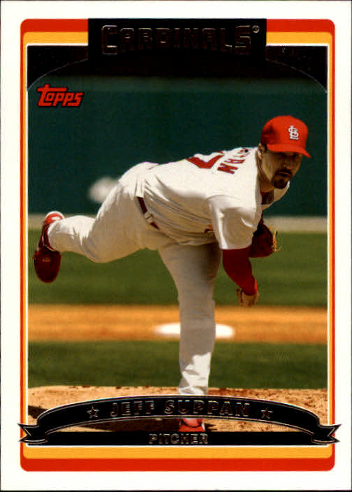 2006 Topps #36 Jeff Suppan