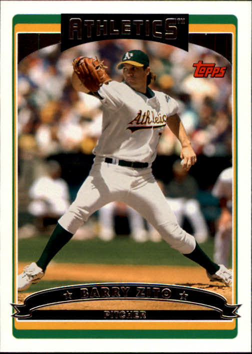 2006 Topps #178 Barry Zito