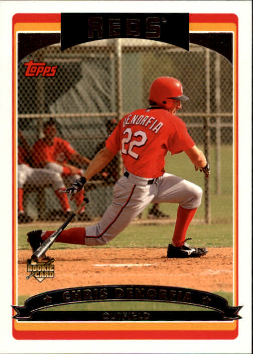 2006 Topps #302 Chris Denorfia (RC)