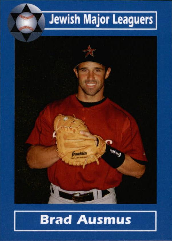 2006 Jewish Major Leaguers Update #8 Brad Ausmus