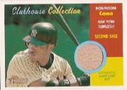 2006 Topps Heritage Clubhouse Collection Relics #RC Robinson Cano Bat I