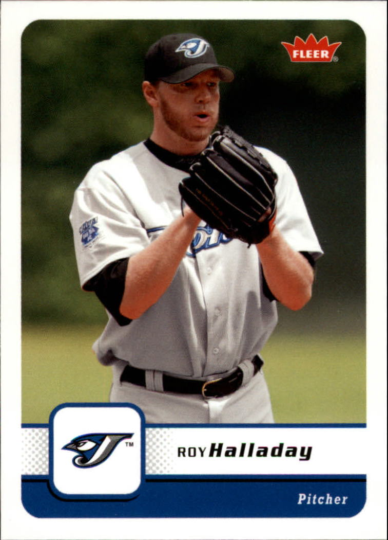 2006 Fleer #51 Roy Halladay