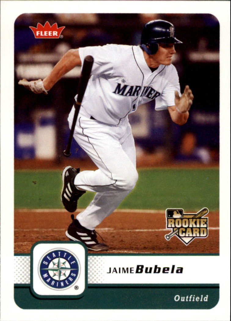 2006 Fleer #184 Jaime Bubela (RC)