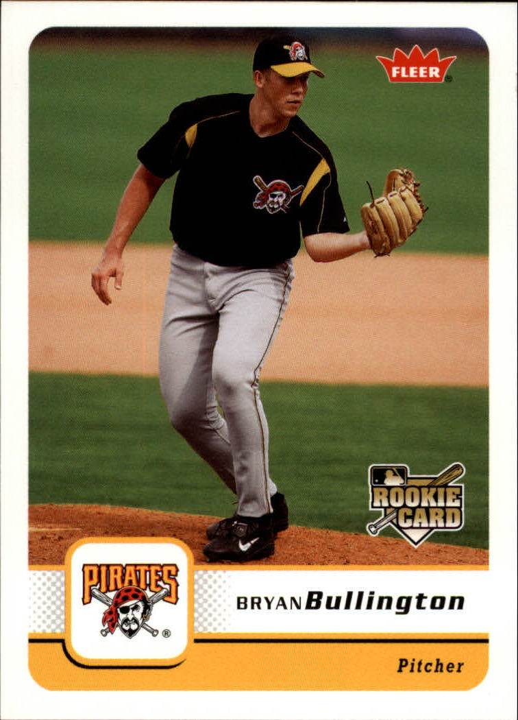 2006 Fleer #272 Bryan Bullington (RC)