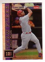 2006 Fleer Team Fleer #TF1 Albert Pujols
