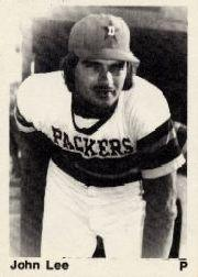 1976 Dubuque Packers TCMA #20 John Lee