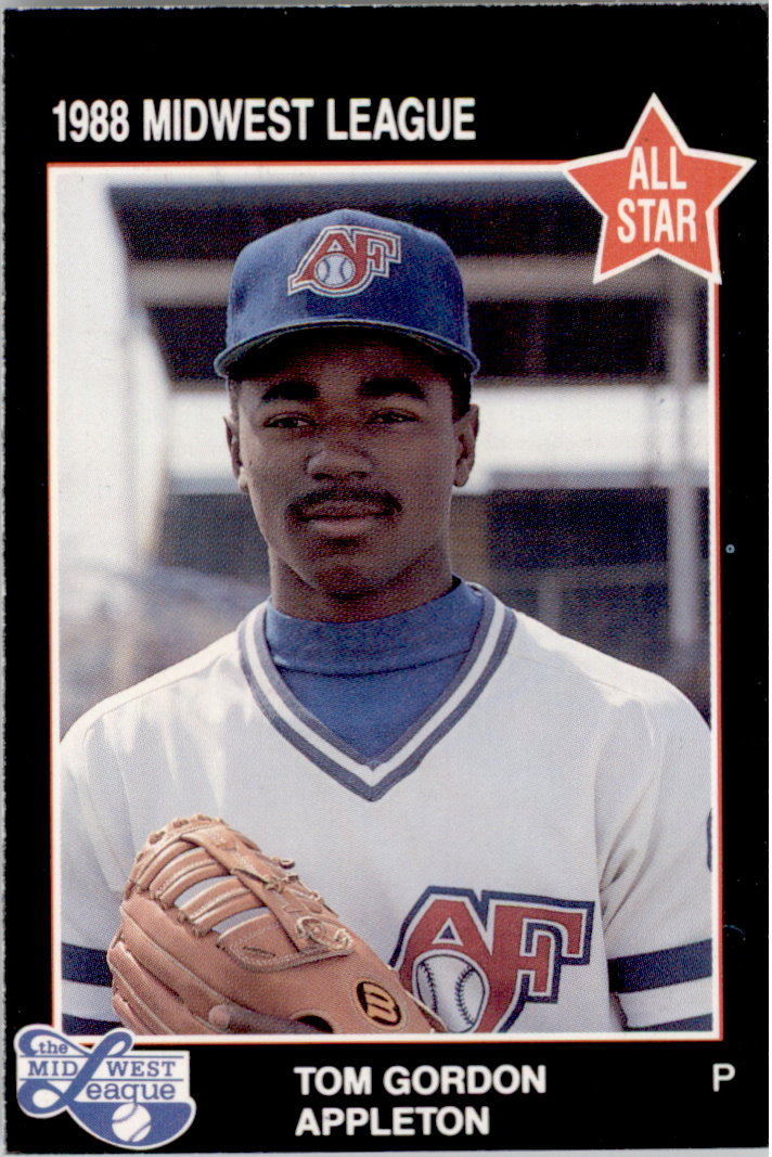 1988 Midwest League All-Stars Grand Slam #40 Tom Gordon