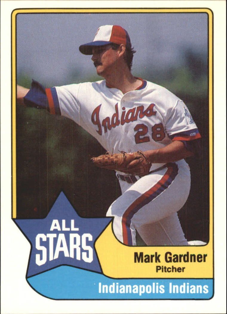 1989 Triple A All-Stars CMC #10 Mark Gardner