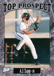 1997 Appalachian League Top Prospects Best #2 A.J. Zapp