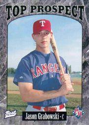 1997 Appalachian League Top Prospects Best #8 Jason Grabowski