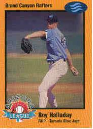 1998 Arizona Fall League Prospects Gold #14 Roy Halladay