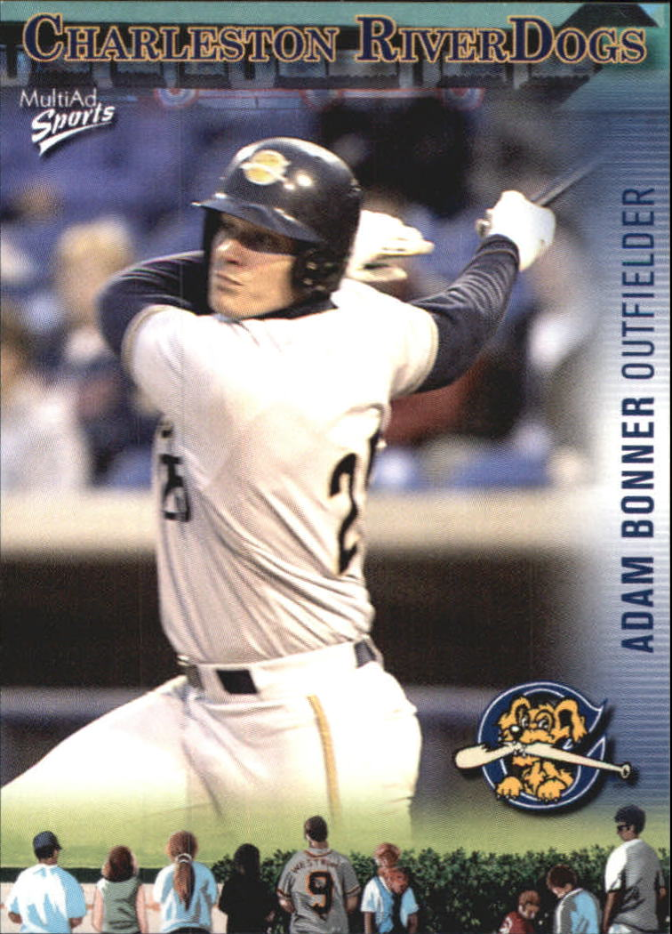 2003 Charleston River Dogs Multi-Ad #5 Adam Bonner