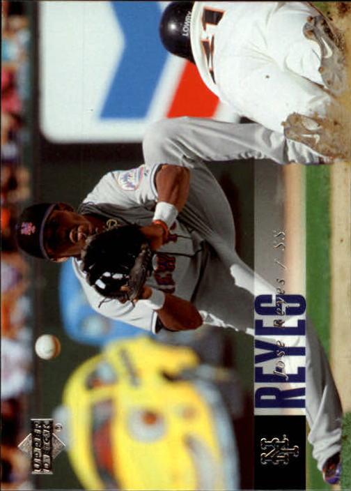 2006 Upper Deck #292 Jose Reyes