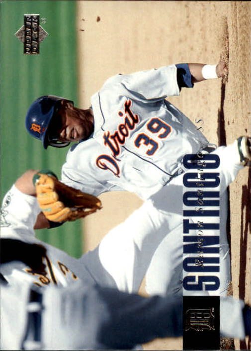 2006 Upper Deck #616 Ramon Santiago