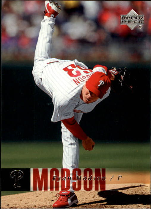 2006 Upper Deck #744 Ryan Madson