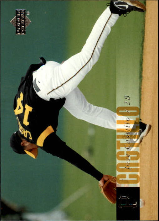 2006 Upper Deck #756 Jose Castillo