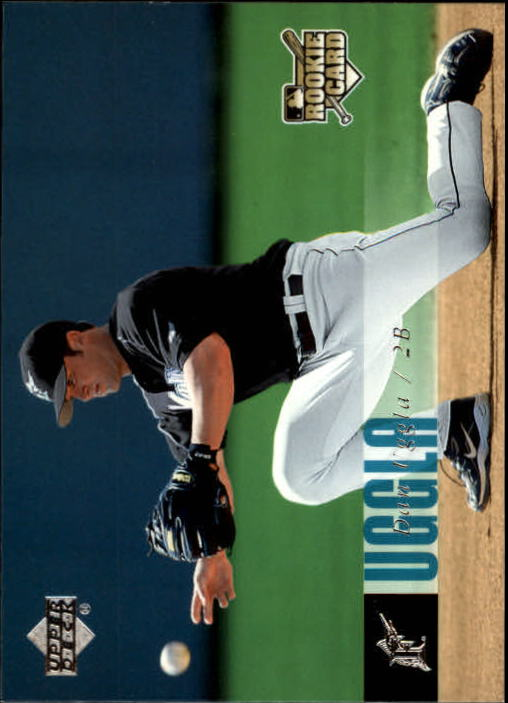 2006 Upper Deck #925 Dan Uggla (RC)