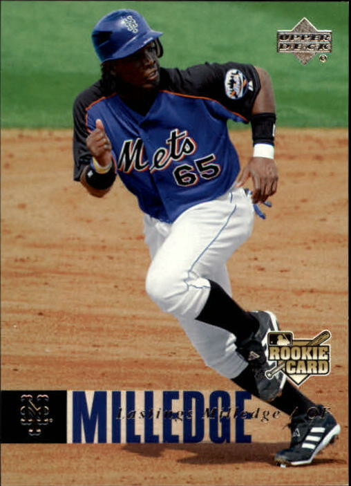2006 Upper Deck #999 Lastings Milledge (RC)