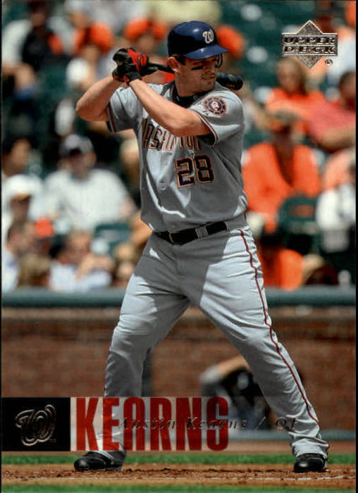2006 Upper Deck #1217 Austin Kearns