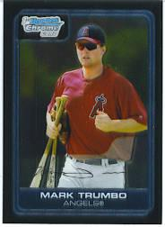 2006 Bowman Chrome Prospects #BC14 Mark Trumbo