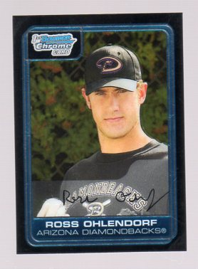 2006 Bowman Chrome Prospects #BC31 Ross Ohlendorf front image