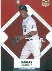 2006 Finest #133 Hanley Ramirez (RC)