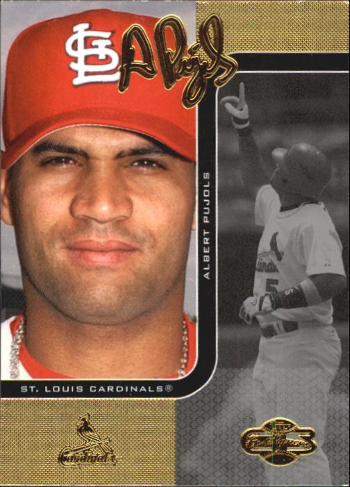 2006 Topps Co-Signers #1 Albert Pujols