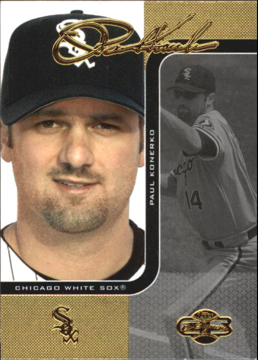 2006 Topps Co-Signers #3 Paul Konerko