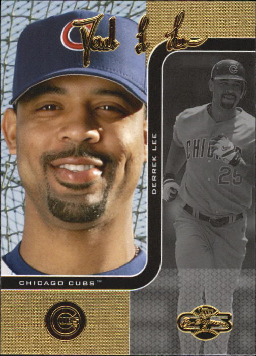 2006 Topps Co-Signers #9 Derrek Lee