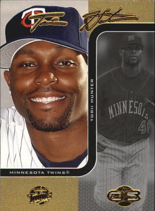 2006 Topps Co-Signers #16 Torii Hunter